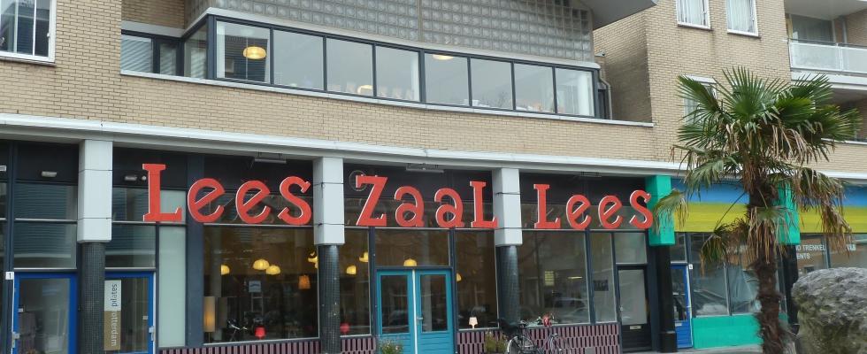 Projecten: Leeszaal Rotterdam West