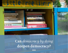 Publicatie: Leeszaal Rotterdam West als (democratische) repetitieruimte