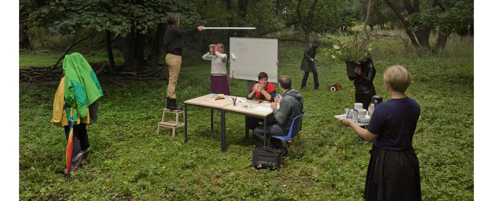 Zicht op Rotterdam: Werkweek voor Volwassenen